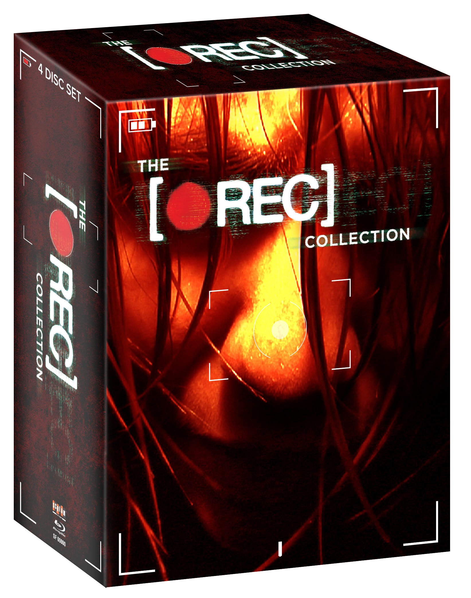 Blu-ray : The [rec] Collection (Boxed Set, Widescreen)
