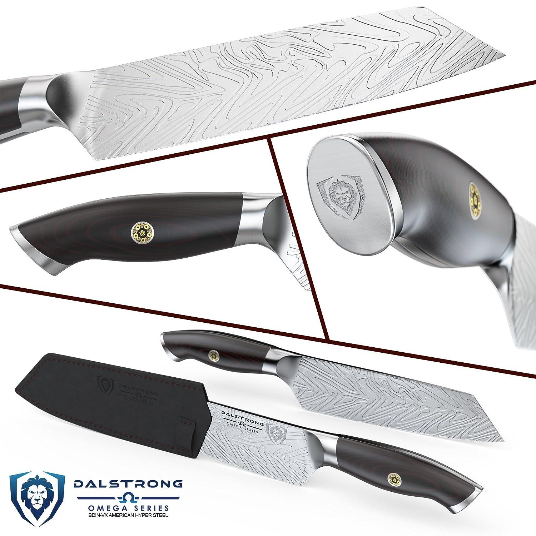 Amazon.com: dalstrong cuchillo Santoku – Omega Series – 7 ...