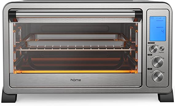hOmeLabs Digital Countertop Convection Oven - 1500 Watts