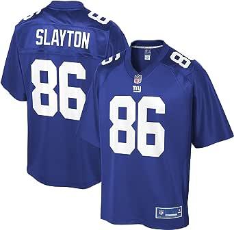 NFL PRO LINE Youth Darius Slayton Royal New York Giants Team Player Jersey