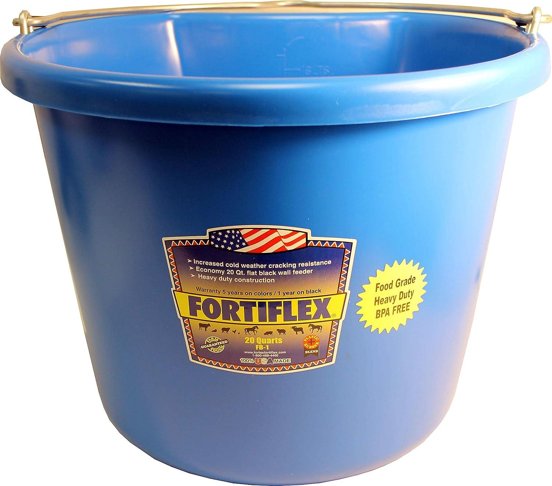 B000HHJL7E Fortiflex Flat Back Bucket Economy Fb-1 81WqqDUtR0L