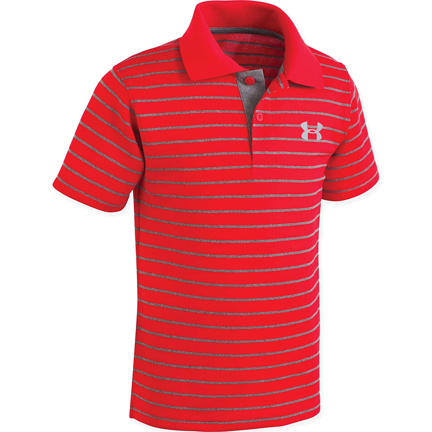 Under Armour Baby Boys Playoff Stripe Polo