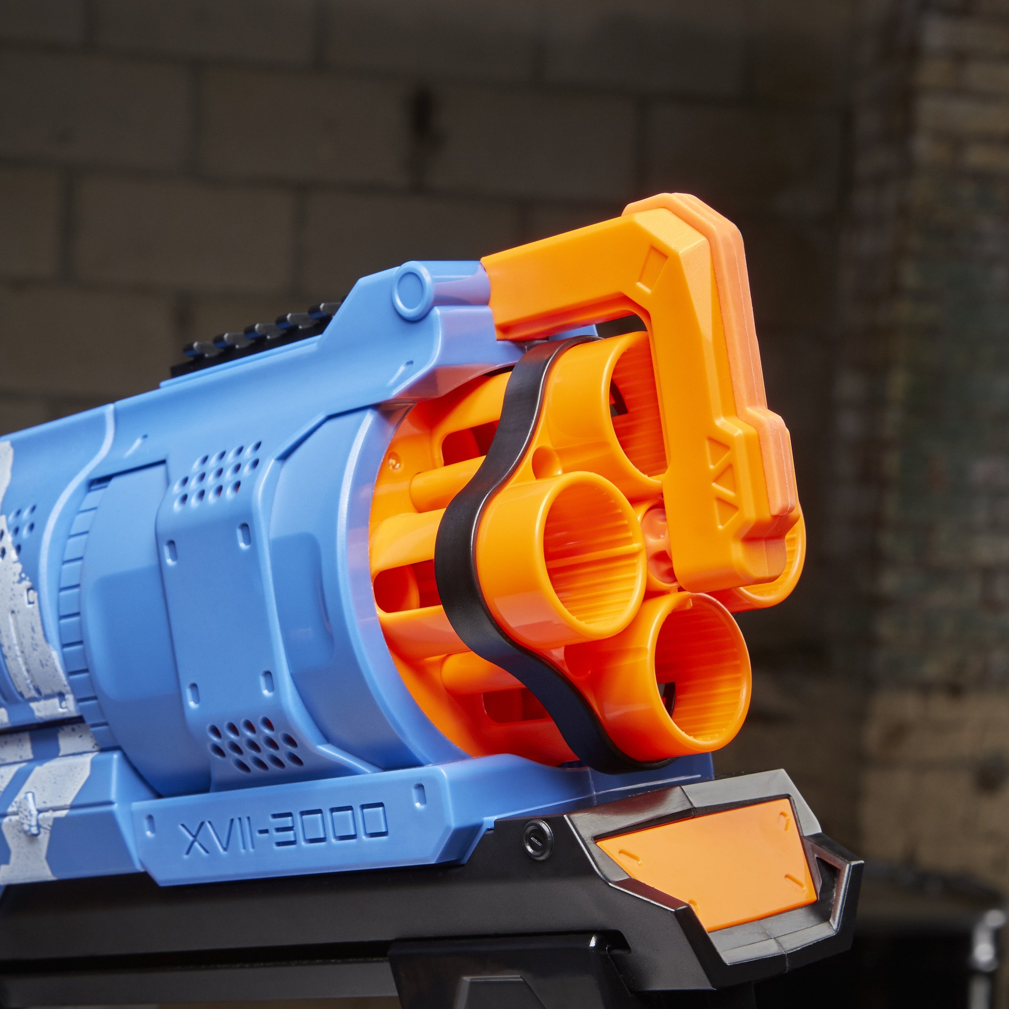 NERF Rival Artemis XVII-3000 Blue by NERF (Image #6)