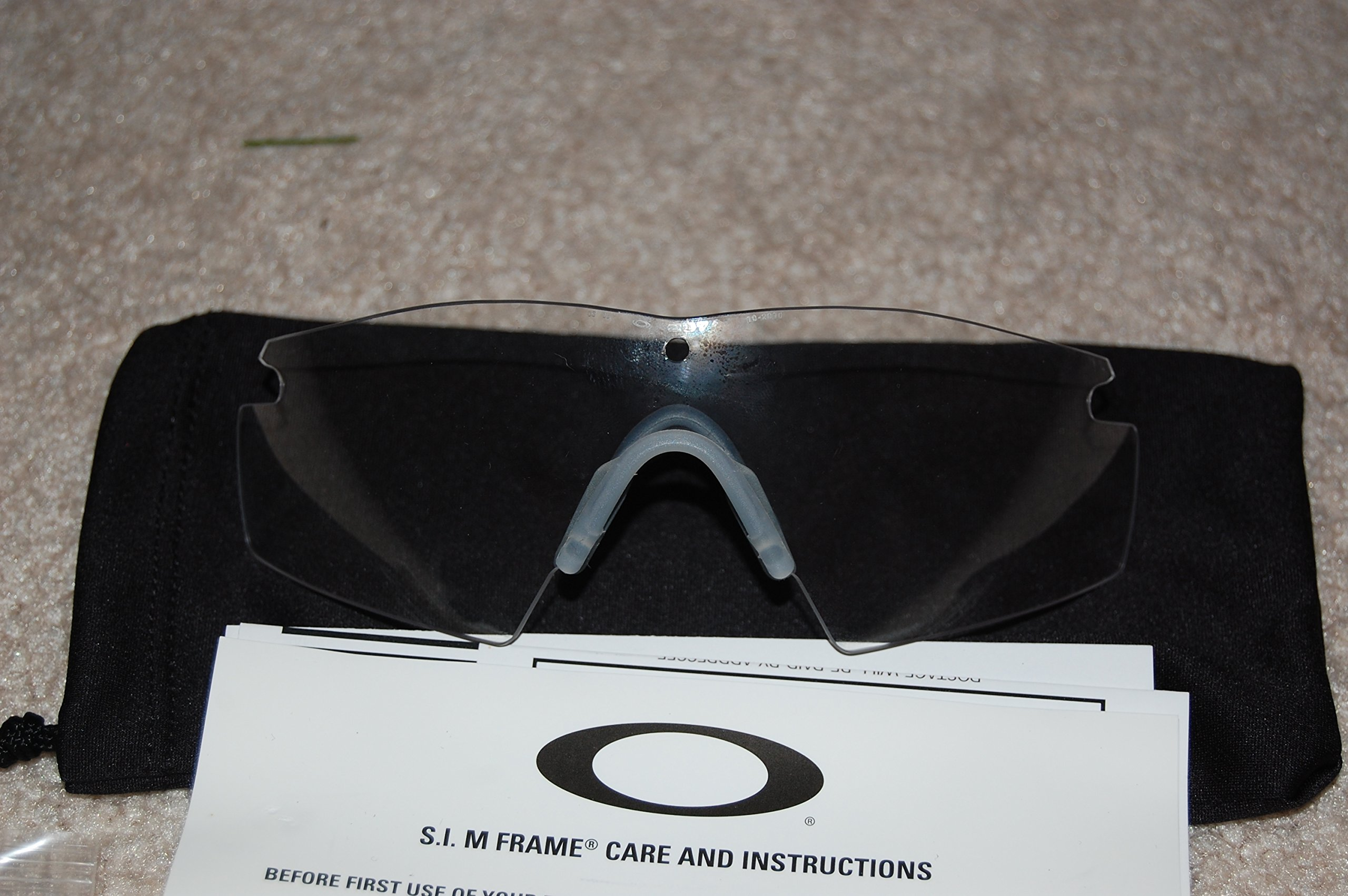 Galleon - Oakley Military Oakley SI M Frame 2.0 Sunglasses One Size ...
