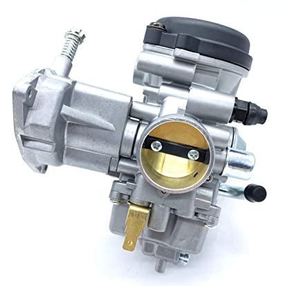 Amazon com: Carburetor BSR33 fits for Mikuni Yamaha Rhino