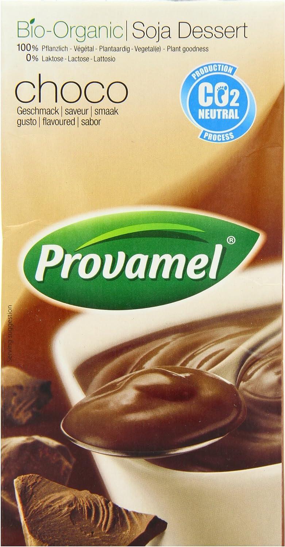 provamel soja Postre Chocolate (Pack de 8, 8 x 525 G): Amazon.es: Alimentación y bebidas
