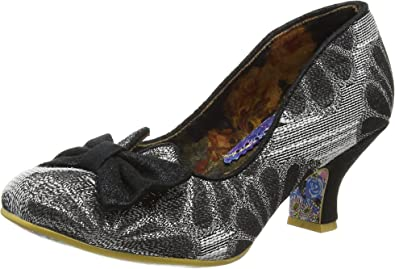 TALLA 37 EU. Irregular Choice Dazzle Razzle, Zapatos de tacón Cerrados. para Mujer