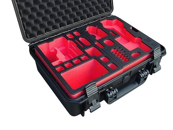 TOMcase Estuche Premium para Osmo X5 / X3 actualización ...