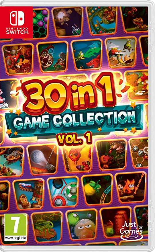 30-in-1 Game Collection Volumen 1: Amazon.es: Videojuegos