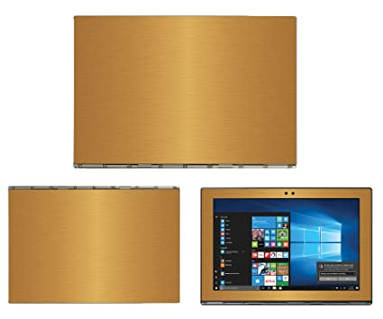 Decalrus - Protective decal for Lenovo Yoga Book (10.1