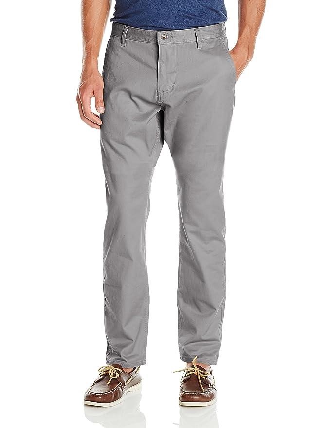 b2df5b1ffb2576 Amazon.com: Dockers Men's Alpha Khaki Athletic Tapered Pant: Clothing