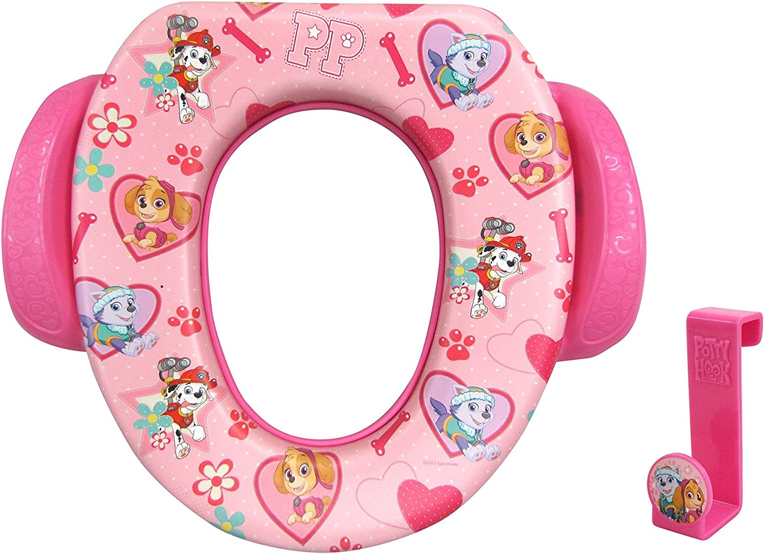 Licensed Characters Soft Potty Seat Paw Patrol Girls