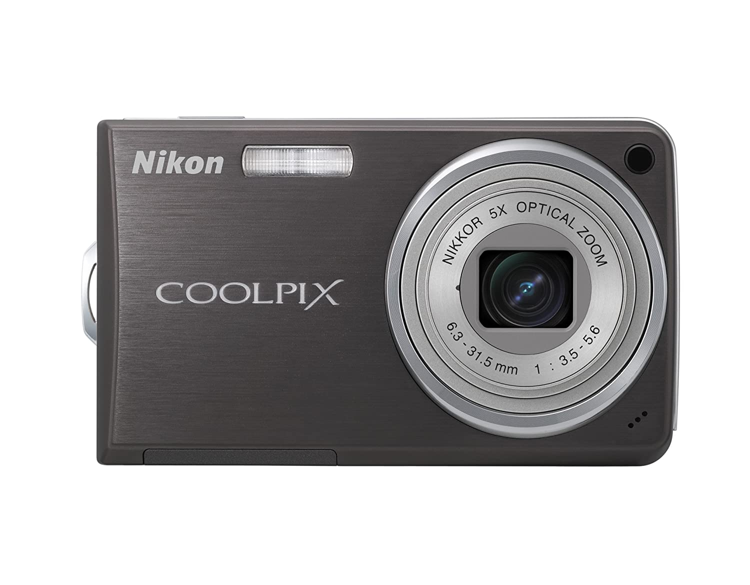 Amazon.com : Nikon Coolpix S550 10 MP Digital Camera with 5x Optical Zoom  (Graphite Black) : Point And Shoot Digital Cameras : Camera & Photo