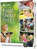 PaintShop pro X7 - french