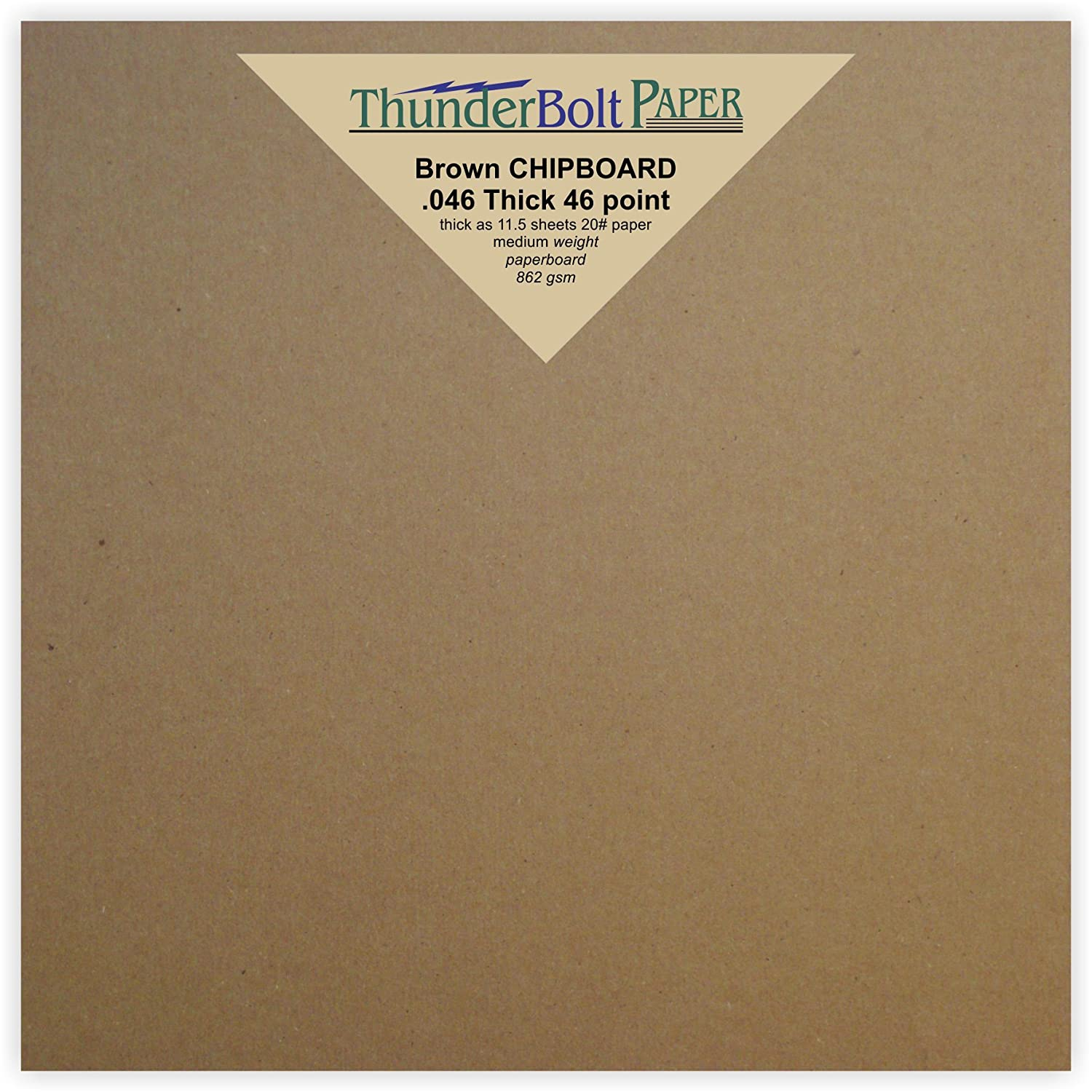 22pt Point .022 Caliper Thick MagicWater Supply Light Weight Brown Kraft Cardboard for Scrapbooking /& Picture Frame Backing 25 Chipboard Sheets 11 x 14 inch Paper Board