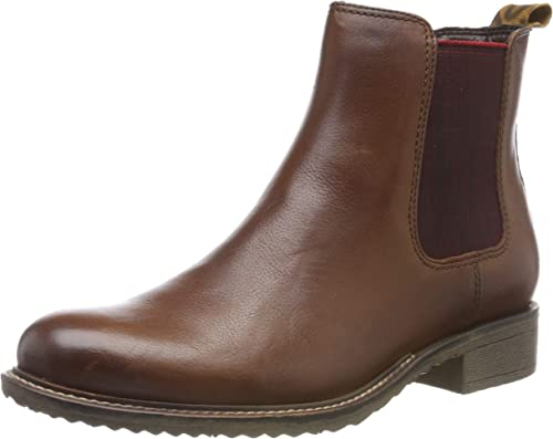 Tamaris Damen Stiefeletten 25042 23, Frauen Chelsea Boots