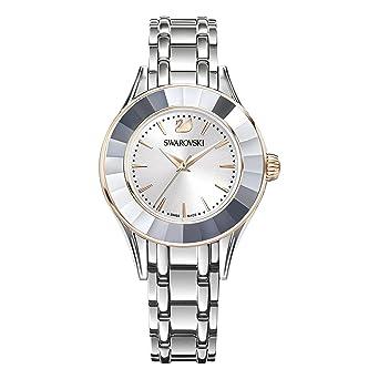 Swarovski Reloj Alegria, tono plateado