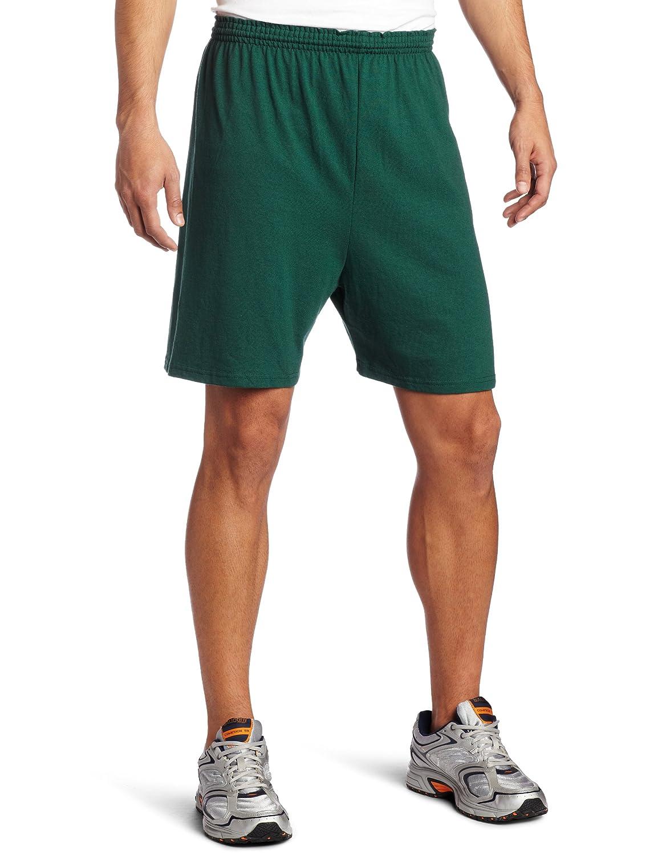 Soffe Men's Heavy Weight Jersey Short M.J. Soffe M036