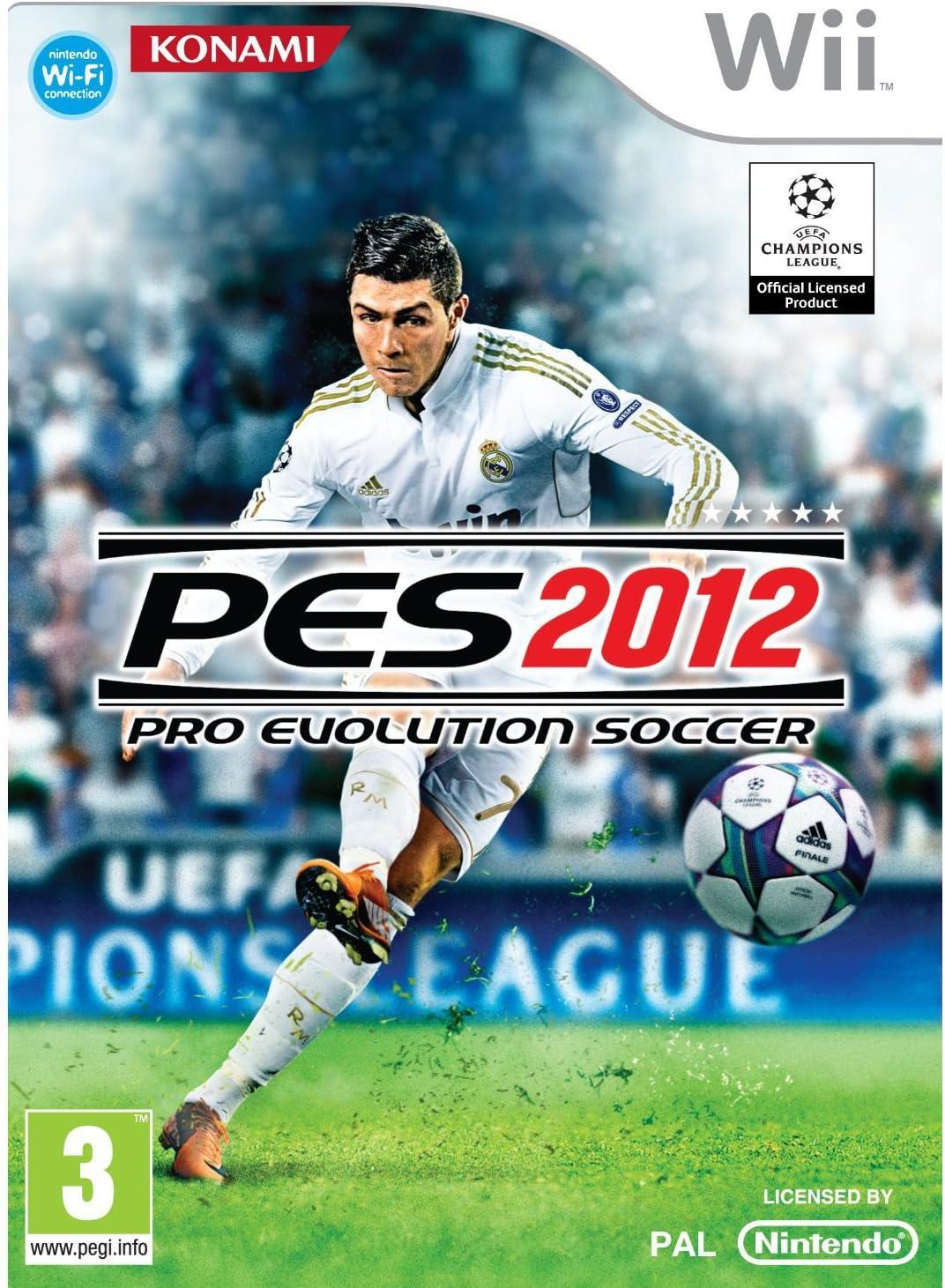 Juego Pro evolution soccer: Amazon.es: Videojuegos