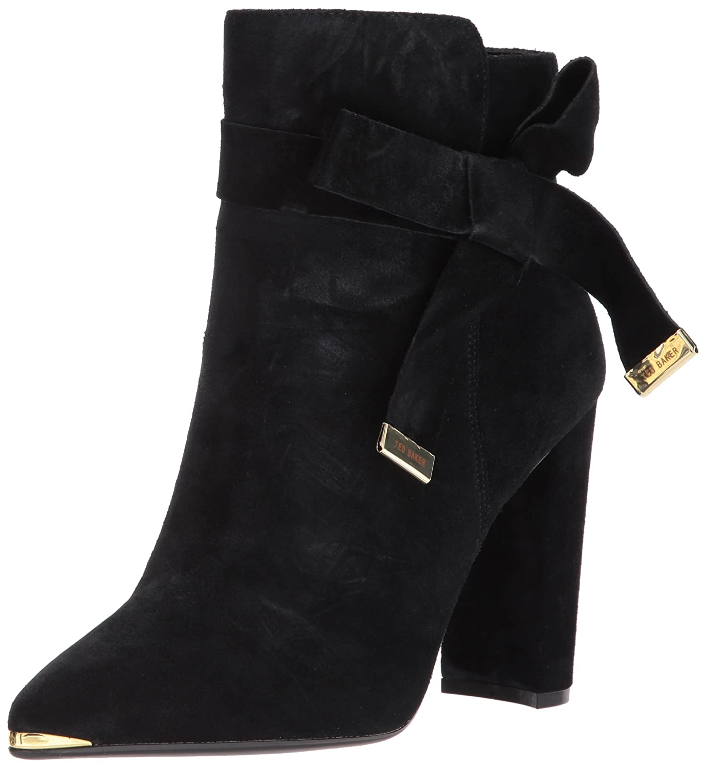Black Ted Baker Womens SAILLY Fashion Boot