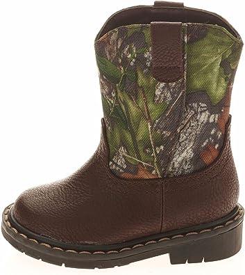 Grananimals infant Boys Camo Boot | Boots
