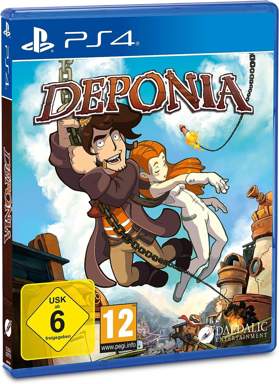 Deponia [Importación Alemana]: Amazon.es: Videojuegos