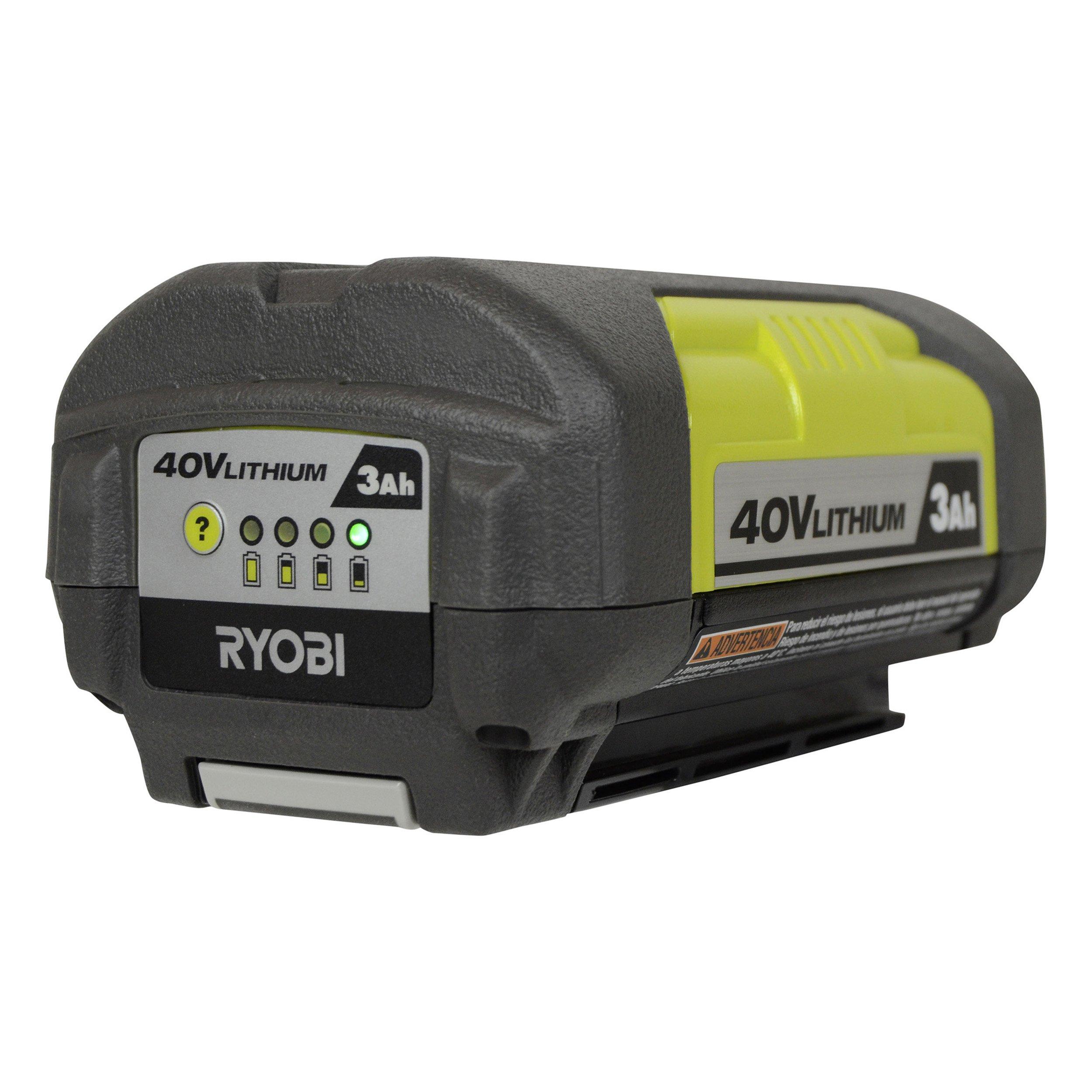 Ryobi OP4030 40V 3.0Ah Lithium ion Battery w/ Fuel Gauge by Ryobi (Image #2)