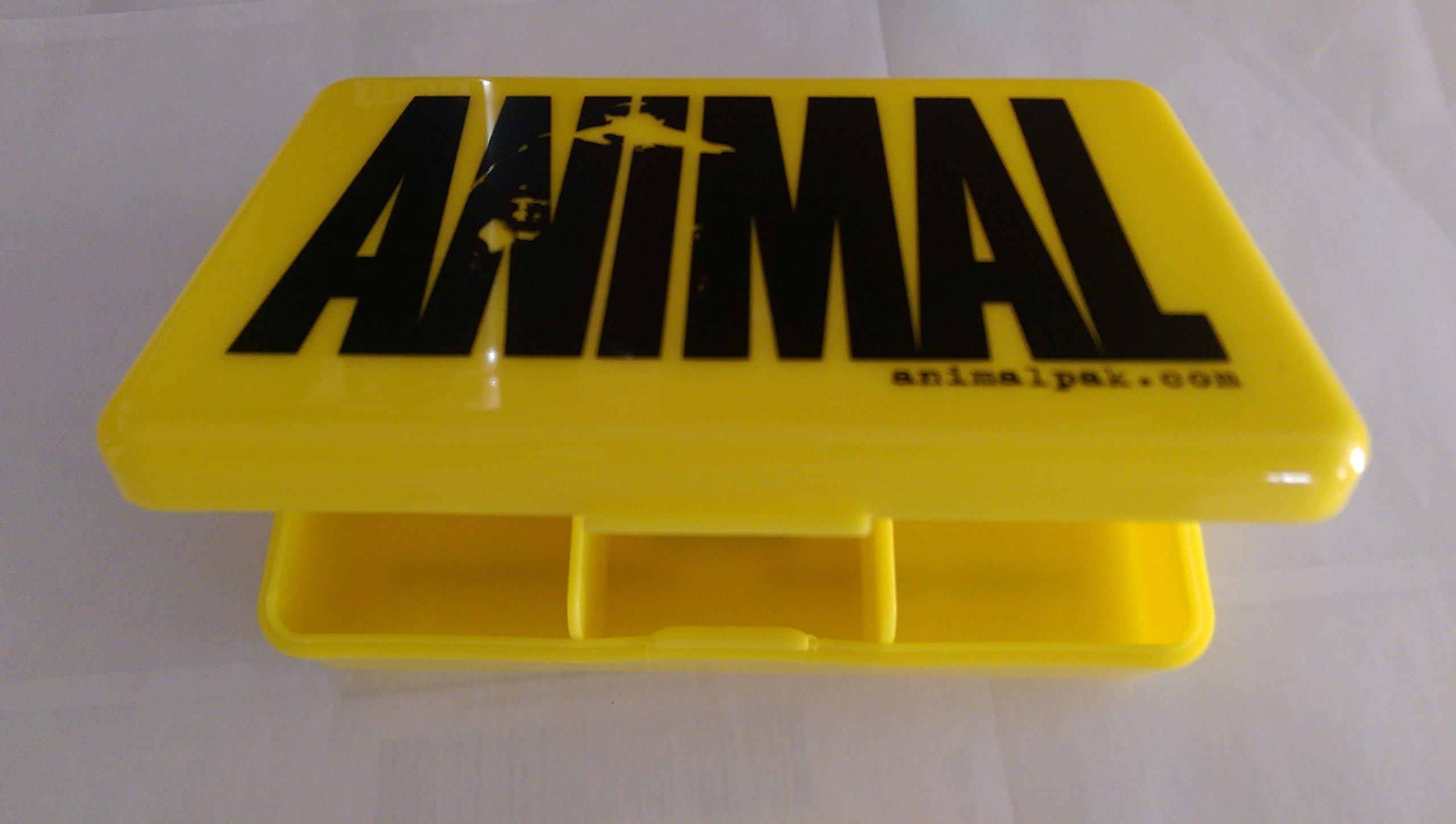 Animal Pak Pill Case