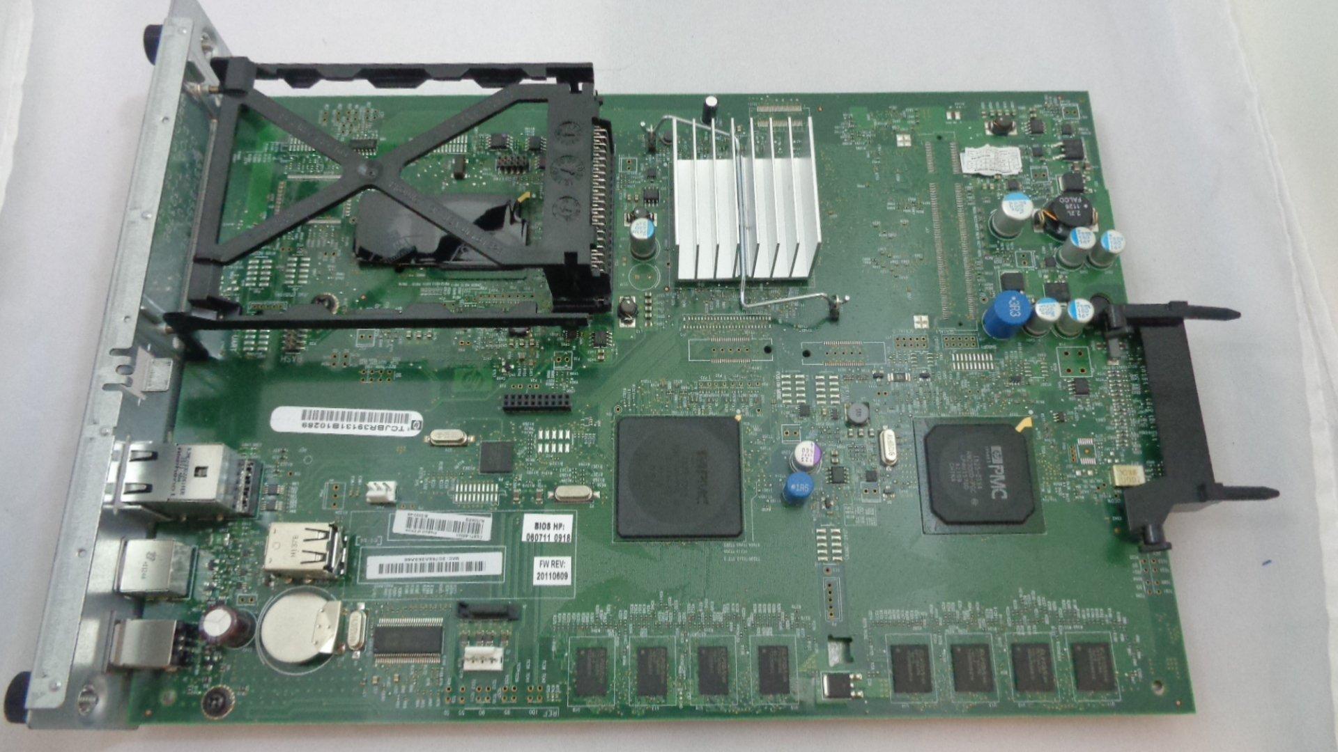 CE871-60001 Formatter Board for HP LaserJet CM4540 series New Pull (Certified Refurbished)
