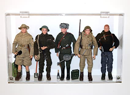 Collectors showcase-Premium Display Case for 3-3//4 gi joe action figures-S2MS
