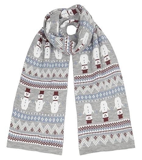 Amazon Boardman Snow Scarf Size One Size Clothing