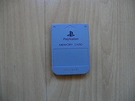 Sony Tarjeta de Memoria de 1 MB Plateado: Zubehör ...