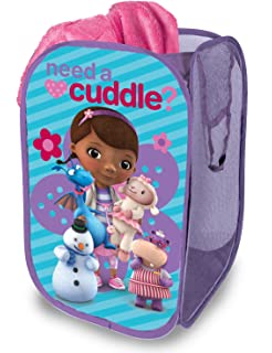 Amazon.com : Disney 4 Piece Toddler Set, Doc Mcstuffins : Toddler ...