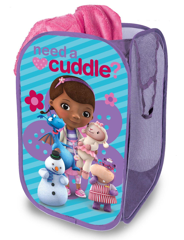 Amazon.com : Disney 4 Piece Toddler Set, Doc Mcstuffins ...