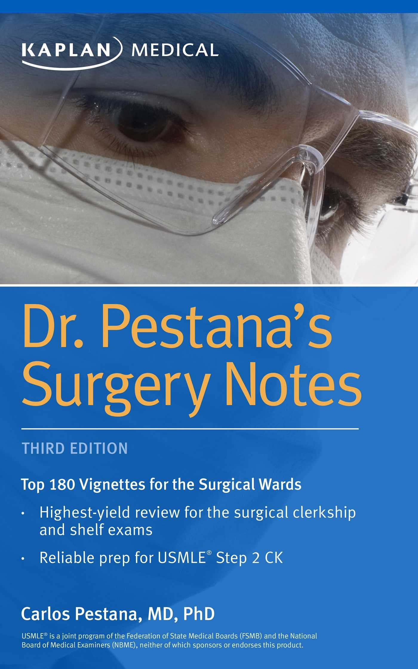 Dr  Pestana's Surgery Notes: Top 180 Vignettes for the