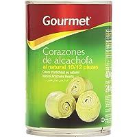 Gourmet Corazones de Alcachofa al Natural - 240