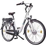 """'NCM Munich N8C 28""""Vélo électrique Homme & Femme unisexe Pedelec, E avec Bike, City Vélo électrique de frein à rétropédalage, 36V 250W 13Ah Batterie lithium-ion avec 468WH"""