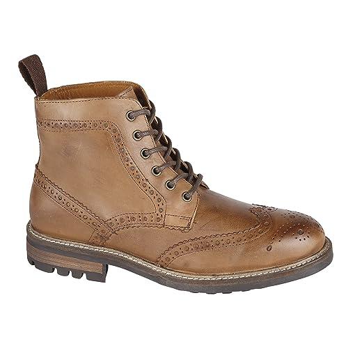 35b527c9634 Private marca italiana para hombre botas de abarcas de zapatos de piel de  gran tamaño