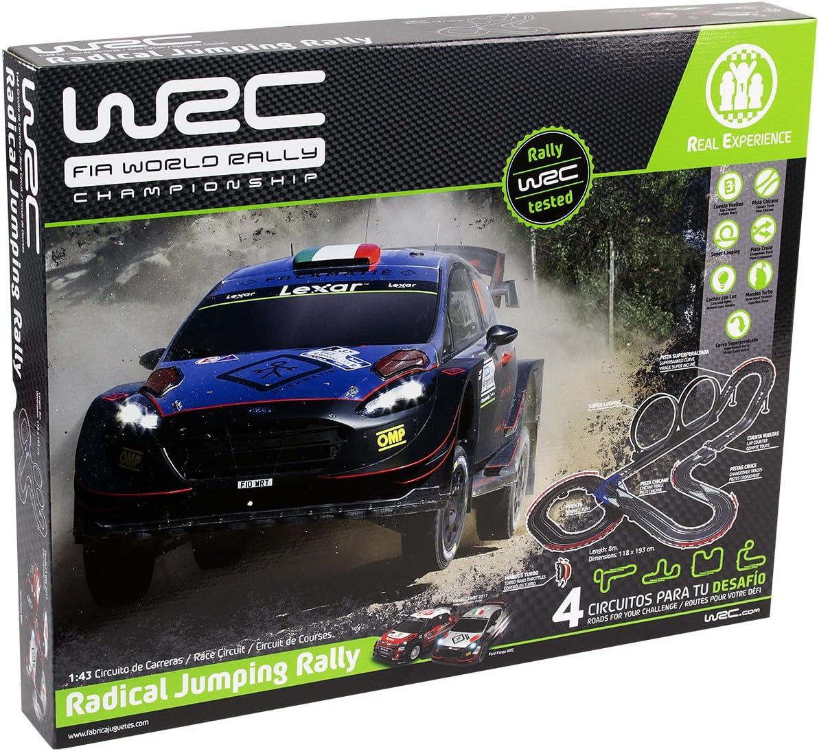 Wrc 91003.0 Wrc Radical Jumping Rally