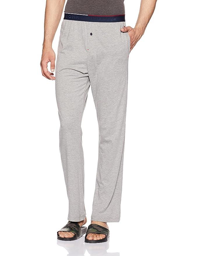 Tommy Hilfiger Men's Cotton Lounge Bottom Men's Pyjamas & Lounge Pants at amazon