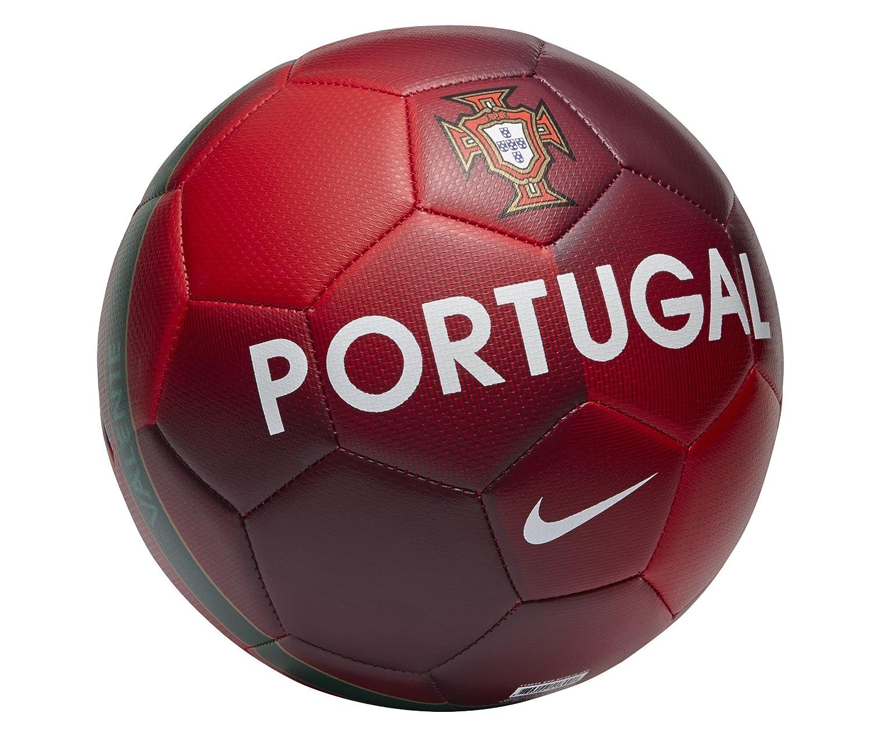 Nike Prestige - Portugal - Balón, Color Rojo, Talla 5: Amazon.es ...
