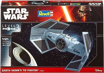 Set modellino di Caccia stellare di Darth Vader STAR WARS Revell