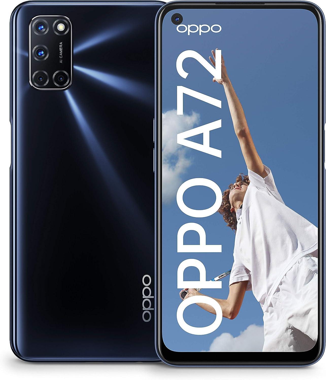Oppo A72 Smartphone 16 51 Cm 6 5 Inch Lcd Tft Display Elektronik