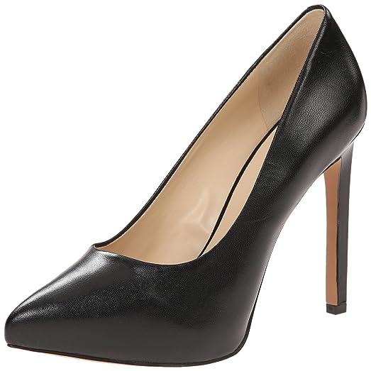 Nine West nwLEAPAFAITH - Zapatos para Mujer, Color Negro, Talla 38