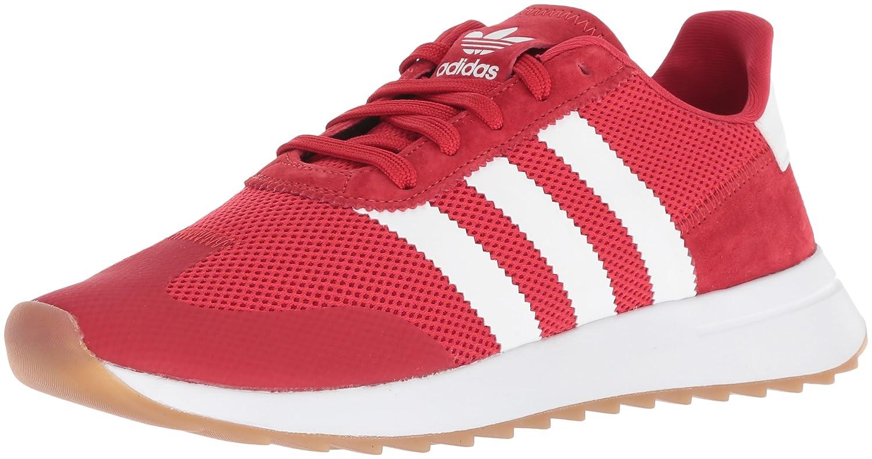 adidas Originals Women's FLB_Runner W Running Shoe B077X8K4YZ 9.5 B(M) US|Scarlet/Scarlet/White