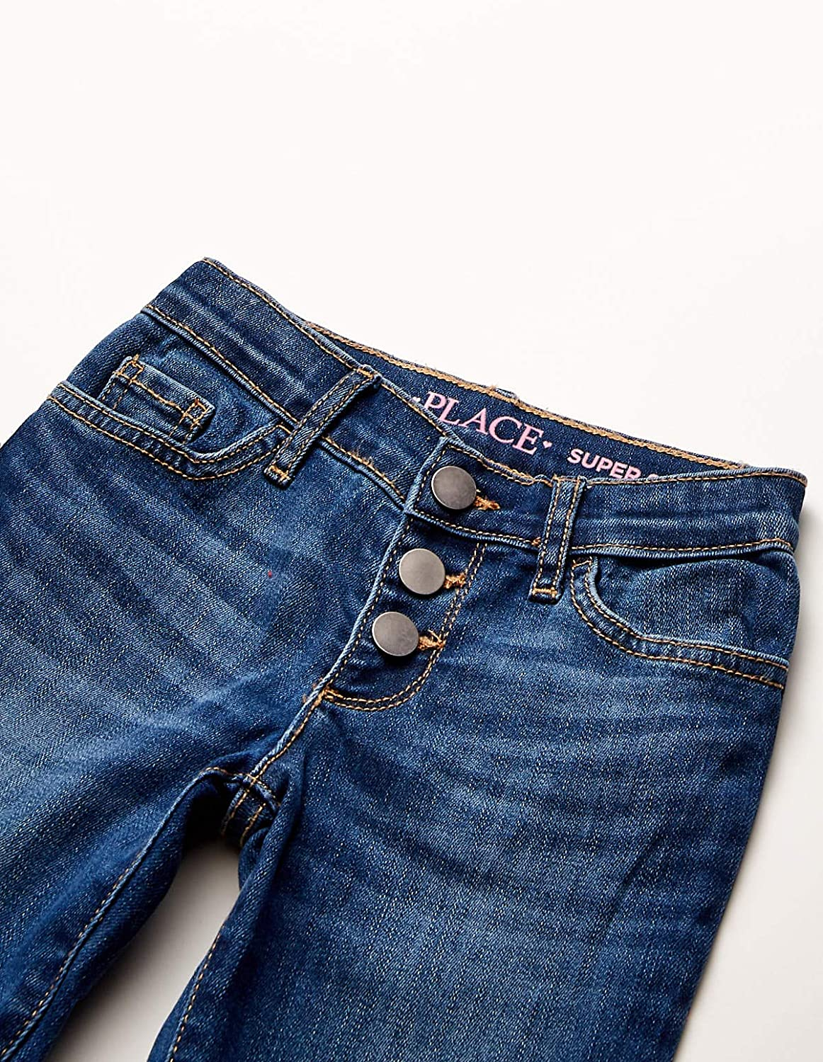 The Childrens Place Girls Big Fashion Jeans
