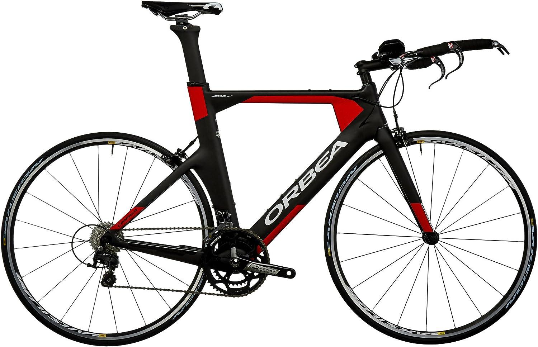 ORBEA Ordu M35 – Bicicleta de triatlón – Rojo/Negro 2016 montaña ...