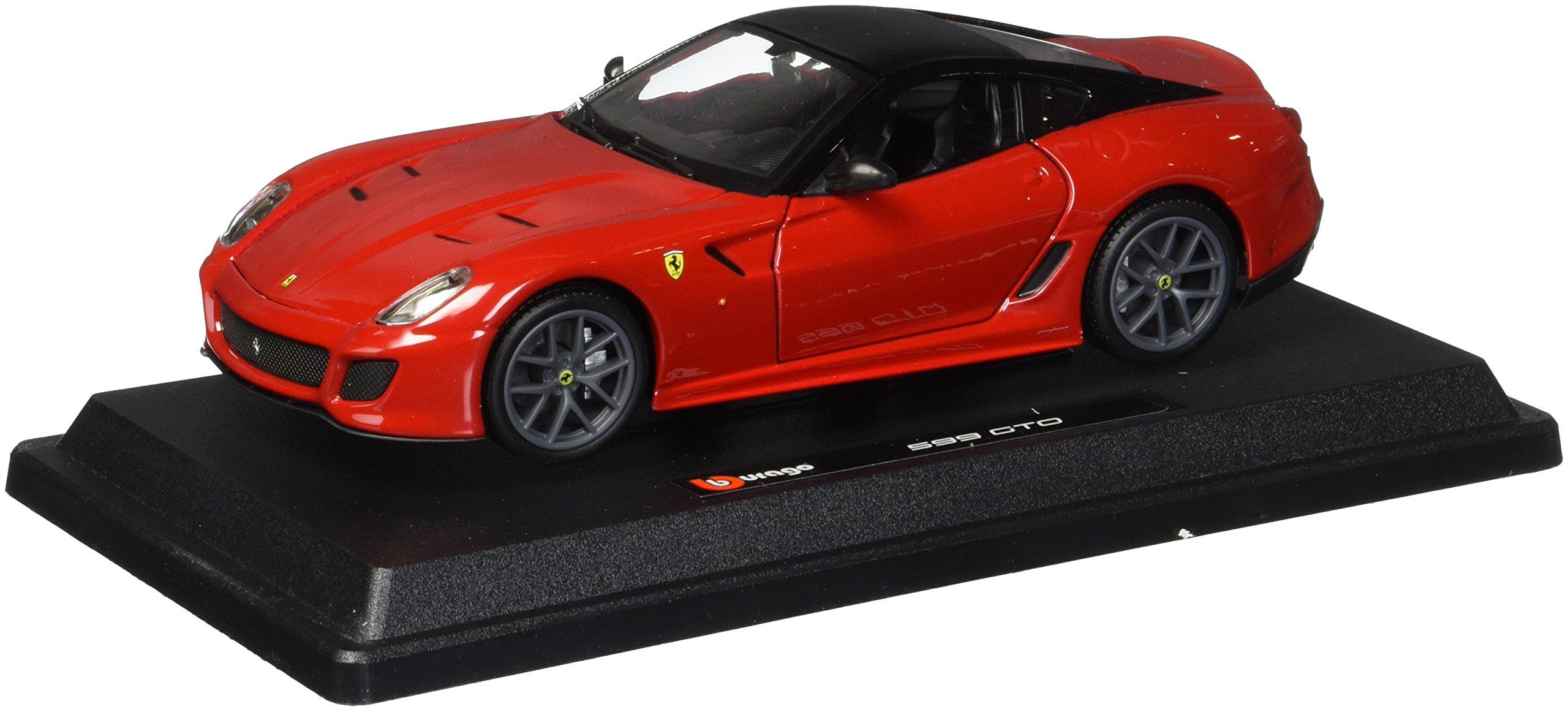 Bburago 1:24 - Ferrari Race & Play - Ferrari 599 GTO by Bburago