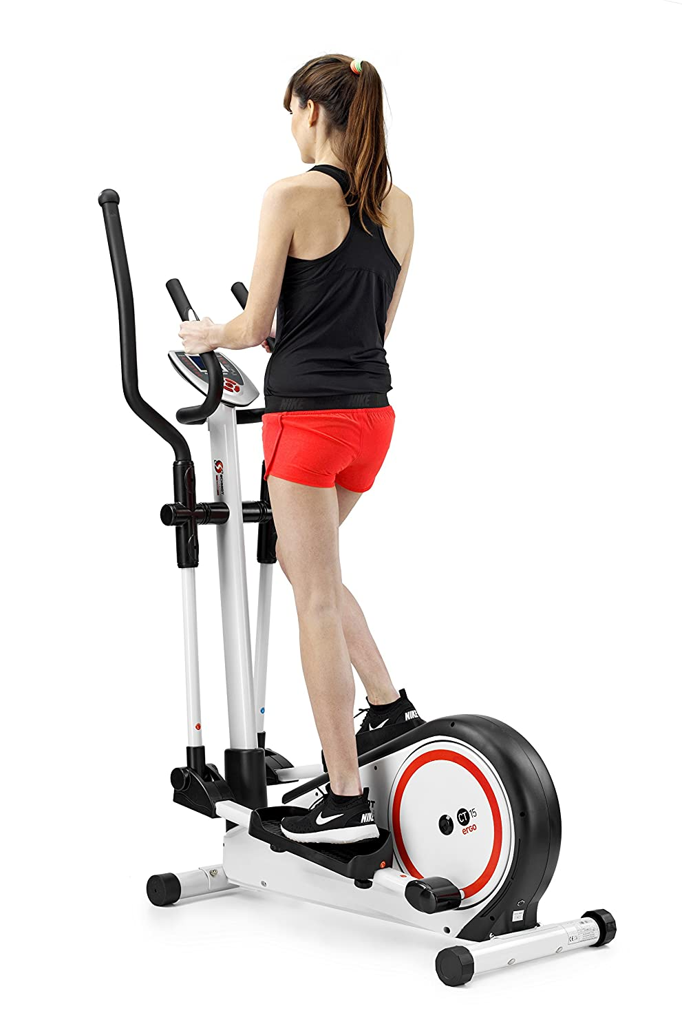Schmidt Sportsworld Crosstrainer CT15 Ergo - Elíptica de Fitness, Color, Talla One Size: Amazon.es: Deportes y aire libre