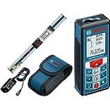 GLM80 + R60 | Medidor trena laser de distância + régua Bosch
